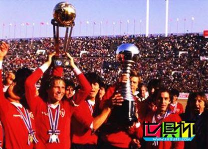 1984年12月9日阿根廷独立队1比0小胜英格兰利物浦队