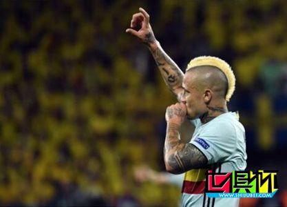 2016年7月2日欧洲杯1/4决赛威尔士3-1战胜比利时