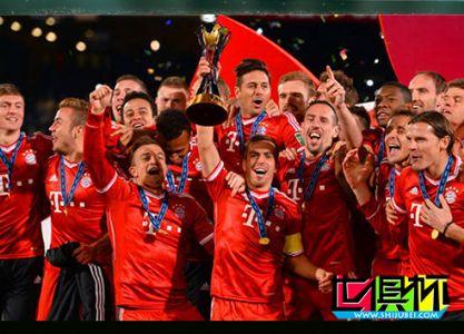 2013年世俱杯回顾历程