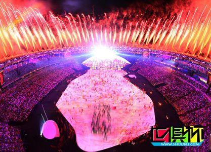 2016年8月6日里约奥运会盛大开幕