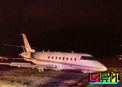 C罗私人飞机出意外故障 迫降机场,虚惊一场!