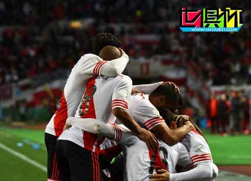 2015世俱杯-河床1-0绝杀广岛三箭 南美冠军挺进决赛