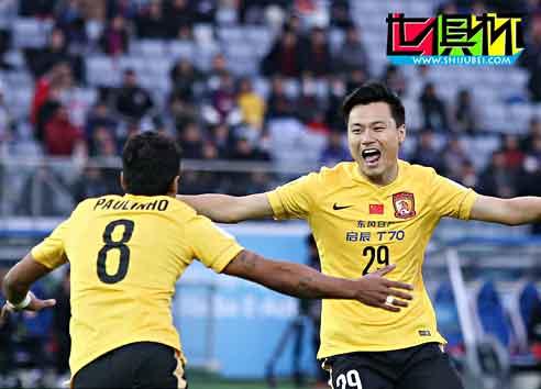 2015世俱杯-保利尼奥闪击 恒大1-2遭广岛逆转获第4名