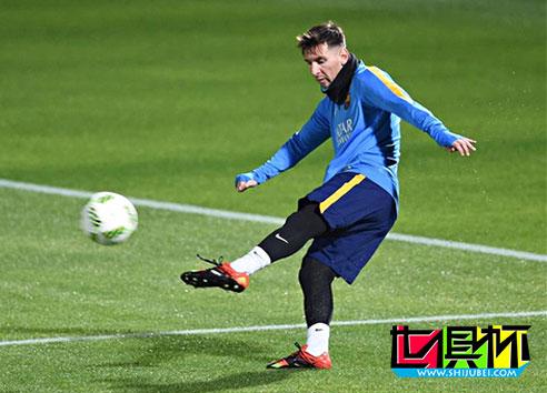 2015世俱杯:梅西肾结石已排出可战决赛 直言老马曾给他灵感