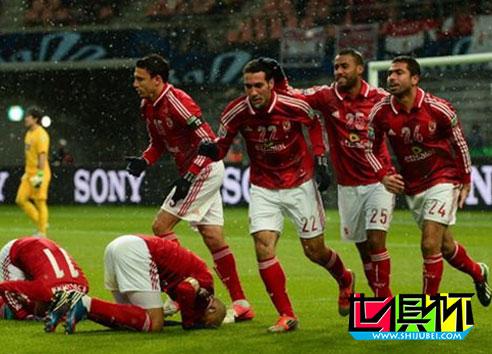 2013世俱杯巡礼之埃及阿赫利:非洲8冠王曾获世界第3