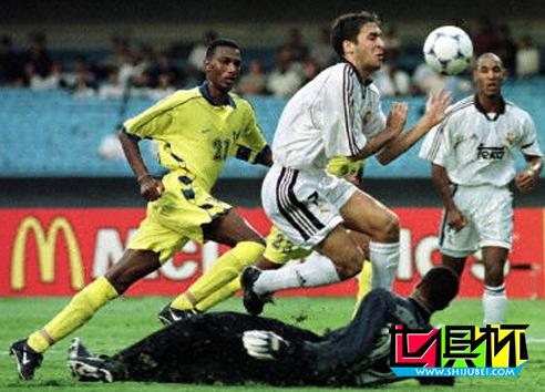 2000年首届世俱杯揭幕战 皇马3-1轻取纳赛尔-第1张图片-世俱杯