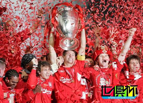 利物浦五举冠军杯未捧丰田杯,世俱杯夺冠成最大热门