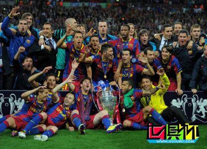 2011年巴萨出战世俱杯名单:梅西有望与内马尔对决