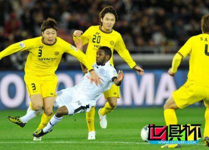 2011世俱杯-阿尔萨德5-3点杀获季军 柏太阳神列第四