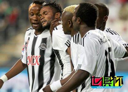 2010世俱杯-10人马赞姆贝1-0帕丘卡 非洲冠军进四强