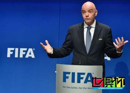 2026世界杯举办国今日公布 FIFA改规则为保送美国联队?
