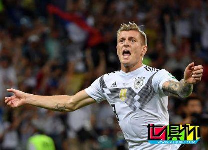 2018世界杯,10人德国2-1奇迹逆转瑞典 克罗斯世界波救赎