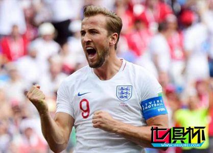 2018世界杯,英格兰6-1巴拿马携手比利时晋级 凯恩戴帽超C罗