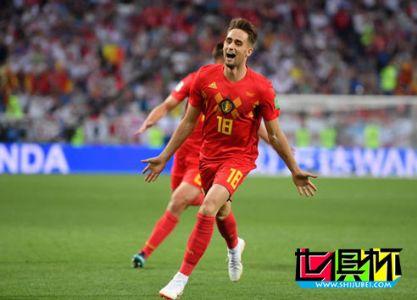 2018世界杯-英格兰0-1负比利时 16强名单出炉