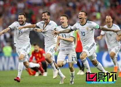 2018世界杯,点球大战西班牙惨遭出局 俄罗斯48年来首度晋级8强