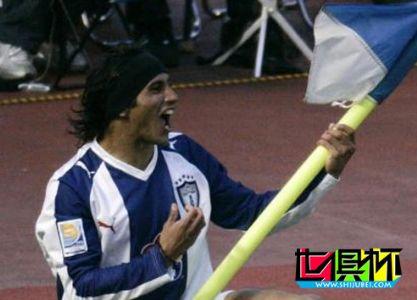 2008世俱杯各队名单:中北美冠军墨西哥帕丘卡