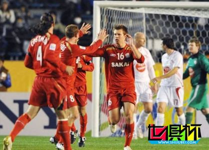 2008世俱杯各队名单:澳大利亚红魔阿德莱德