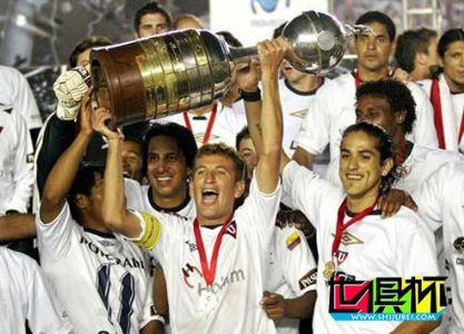 2008世俱杯各队名单:南美洲冠军基多大学队