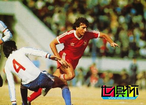 1981年首届丰田杯乌拉圭民族VS英格兰诺丁汉森林