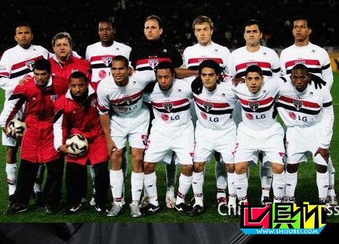 2005世俱杯,圣保罗12年后重返日本,桑巴军团备受关注