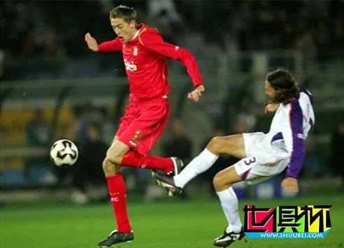 2005世俱杯,圣保罗最怕克劳奇战术 笑称利物浦坏了FIFA计划