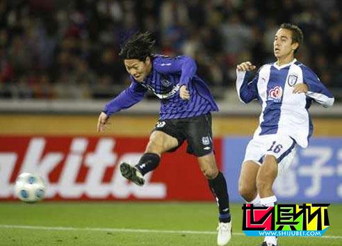 2008世俱杯-山崎雅人绝杀帕丘卡 10人大阪冈巴获第3