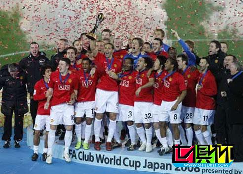 """2008世俱杯""""红魔""""夺冠,基多教头憾别南美黑马"""