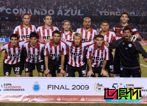 2009世俱杯参赛队巡礼 拉普拉塔大学生百年老字号