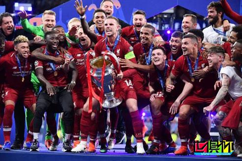 利物浦官方公布了出征2019世俱杯的23人大名单