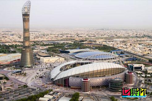 2019世俱杯决赛、半决赛将在卡塔尔哈里发国际体育场对决