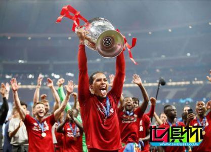 2019利物浦2-0完胜热刺,夺得队史第6个欧冠冠军