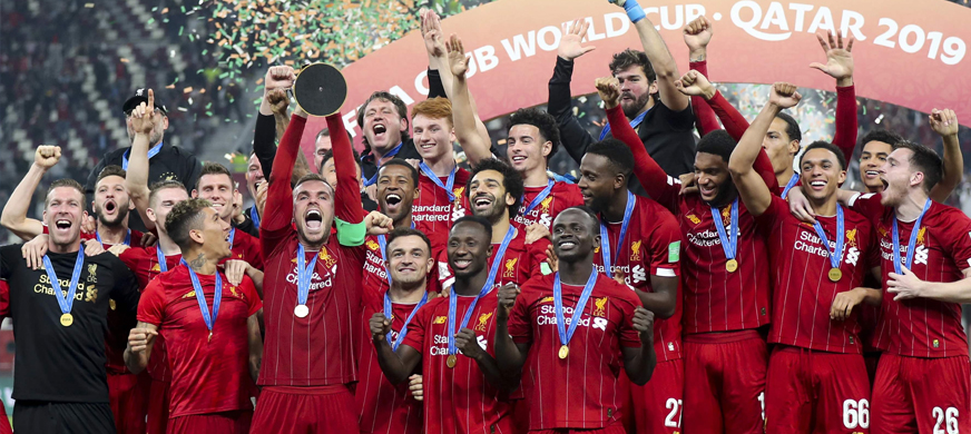 2019世俱杯:利物浦加时1:0战胜弗拉门戈 赢得首座世俱杯冠军