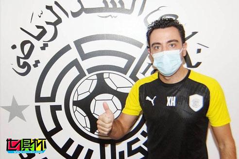 萨德主帅哈维新冠肺炎已痊愈,正在为同阿赫利的比赛做准备-第1张图片-世俱杯
