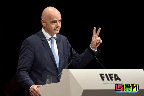 多家媒体报道,国际足联主席因凡蒂诺被瑞士检方提起刑事诉讼-第1张图片-世俱杯