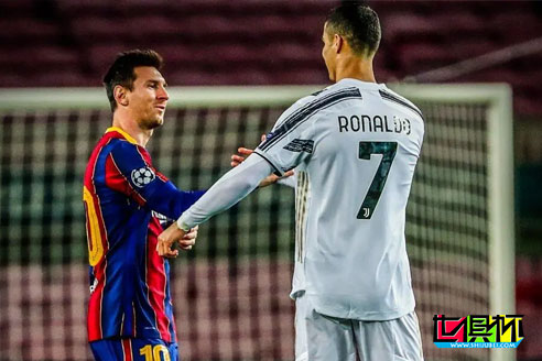 欧冠巴萨主场0-3败给尤文,C罗点球梅开二度,梅西7射0进