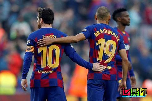 巴萨主场3-0大胜埃尔切,梅西梅开二度打入本赛季西甲第18球