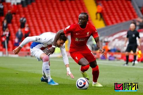 利物浦主场2-0击败水晶宫拿下5连胜,马内梅开二度