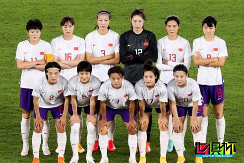 东京奥运会女足小组赛第3轮,中国女足2-8惨遭荷兰女足淘汰
