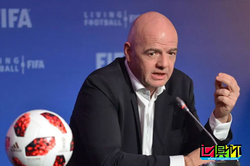 因凡蒂诺访问以色列,提议以色列和阿联酋合办2030世界杯